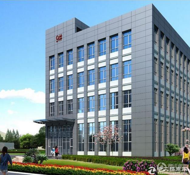 南三环红旗大街科林产业园独栋独院厂房研发楼