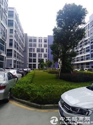 长安沙头新空出标准独院厂房2楼4000㎡出租《可办环评》