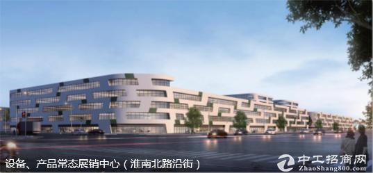 阜阳北路高架旁独栋厂房8米层高厂房出售