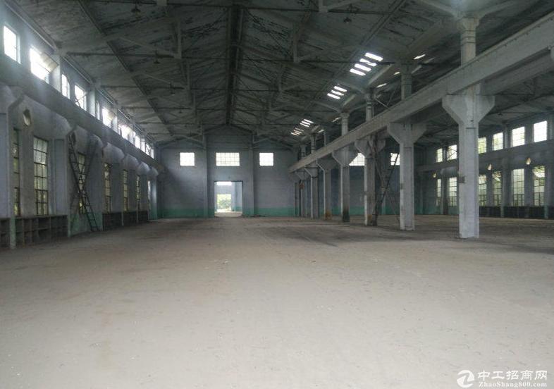 新津城区岷江大道旁2000平独栋层高高标准仓库出租