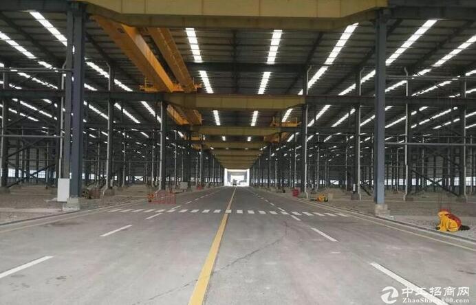 青白江工业园11000平带行车环评双证齐全可分租
