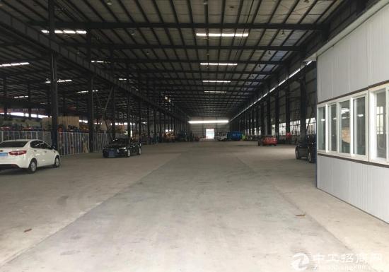 海峡科技园高标准4000平米钢结构厂房出租