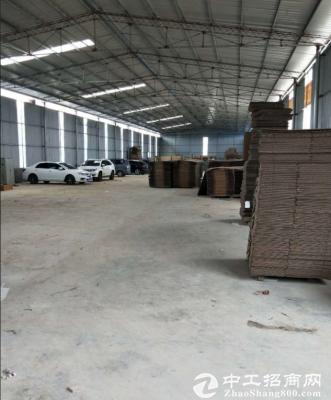 成都邛崃羊安镇标准钢结构厂房3238平出租