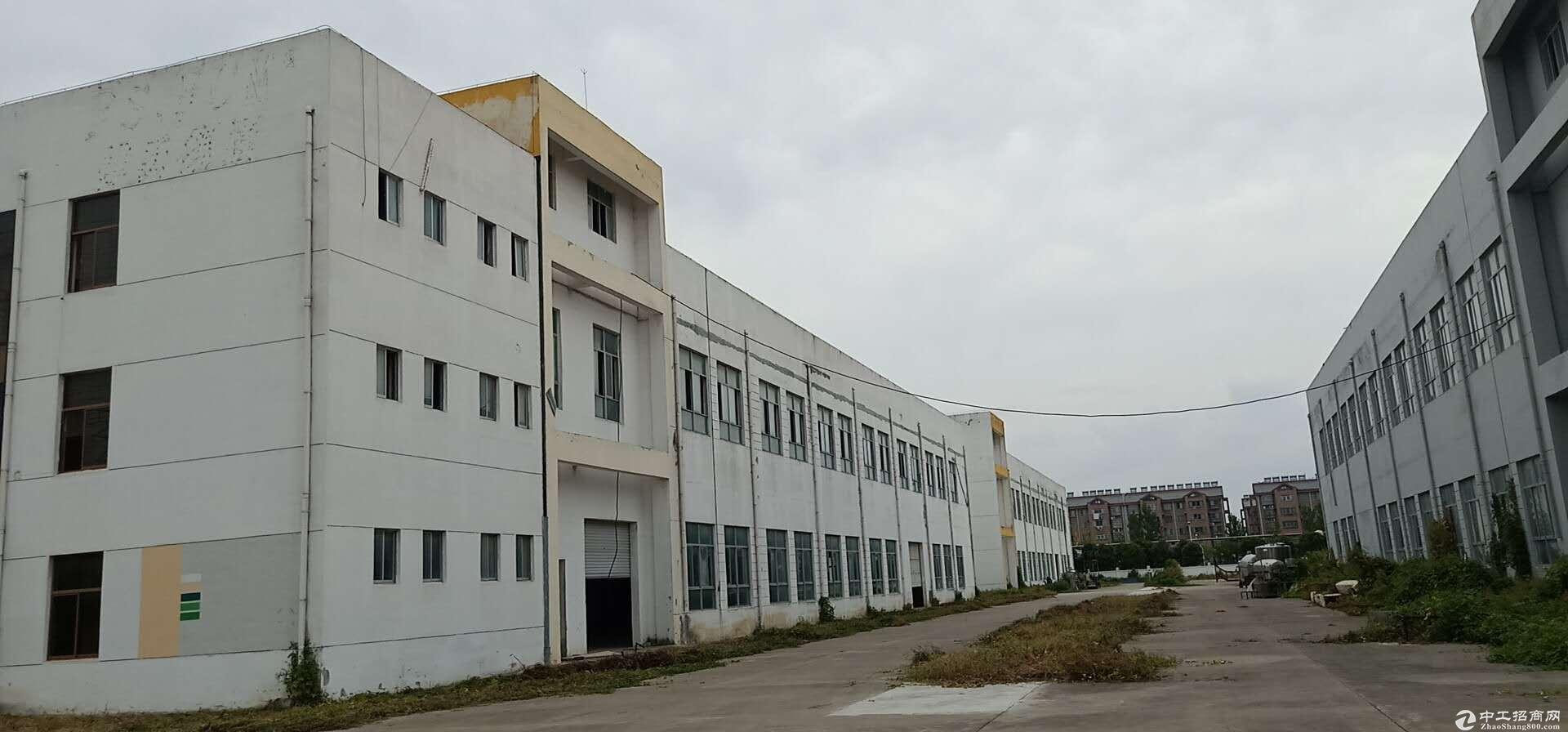 20000平米厂房办公室出租或合作图片1