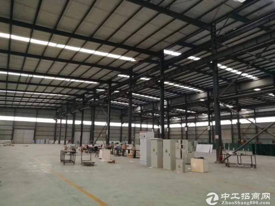 郫县望丛东路园区内,2000平米单层钢结构厂房