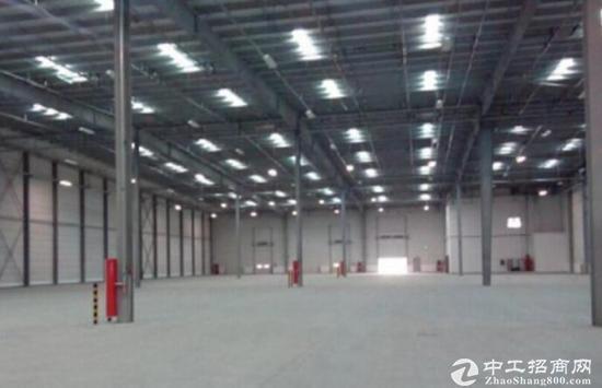成都青白江仓库12000平米出租丨卸货平台,丙二类