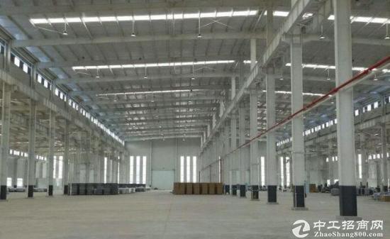 青白江工业园18000平带行车环评双证齐全独栋