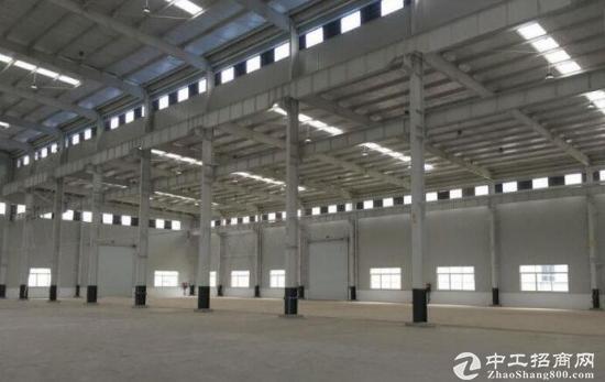 青白江工业园10000平带行车环评双证齐全独栋