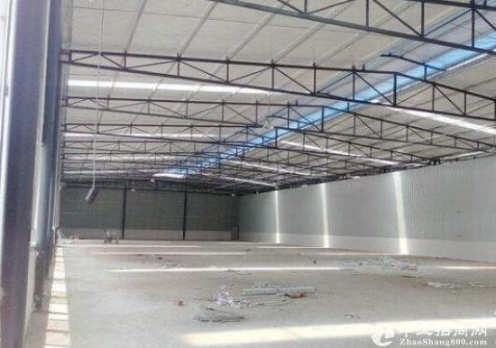 青白江工业园区内标准钢构厂房1800年后可以入住