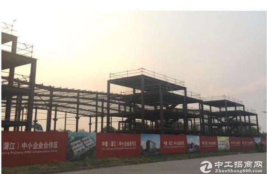 蒲江寿安镇创新园厂房出租,面积600到900不等