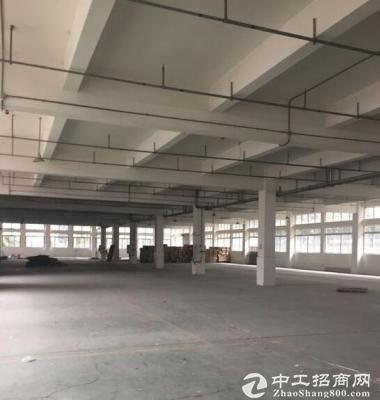青白江新出楼上1500平米厂房出租
