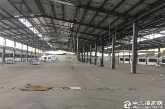 青白江工业园钢结构10000平厂房50T行车带动力电