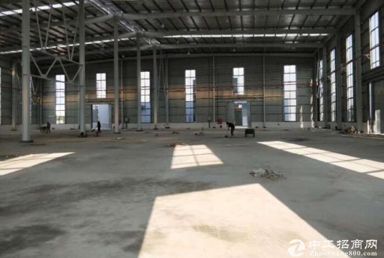 青白江工业园1800平钢结构厂房带行车动力电宜生产
