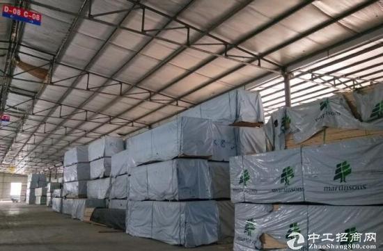 新犀路4500平标准仓库及木材交易市场招租