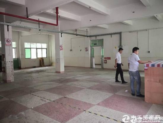 横岗 大康社区一楼厂房500平带办公室招租