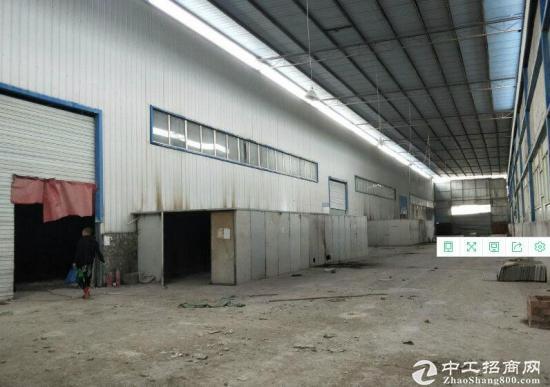 出租沙渠厂房15000平米,标准钢结构厂房,可分租