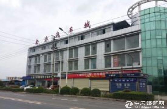 遂宁安居大路两侧 前店后厂 可带项目合作