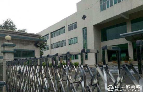 宝安福永原房东楼上1300平厂房出租 带装修