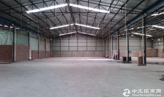 成都彭州新彭白公路旁厂房6800平出租