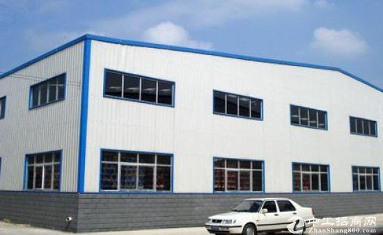 成都彭州高速路出口处标准厂房出租