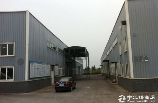成都彭7500㎡钢结构厂房,全新独门独院,成绵复线出口处,交通便利