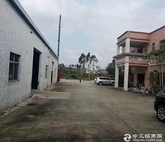 大邑晋原镇工业区,4000平独门独院钢构厂房招租