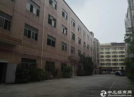 横岗六约一楼厂房1700平.龙岗大道旁