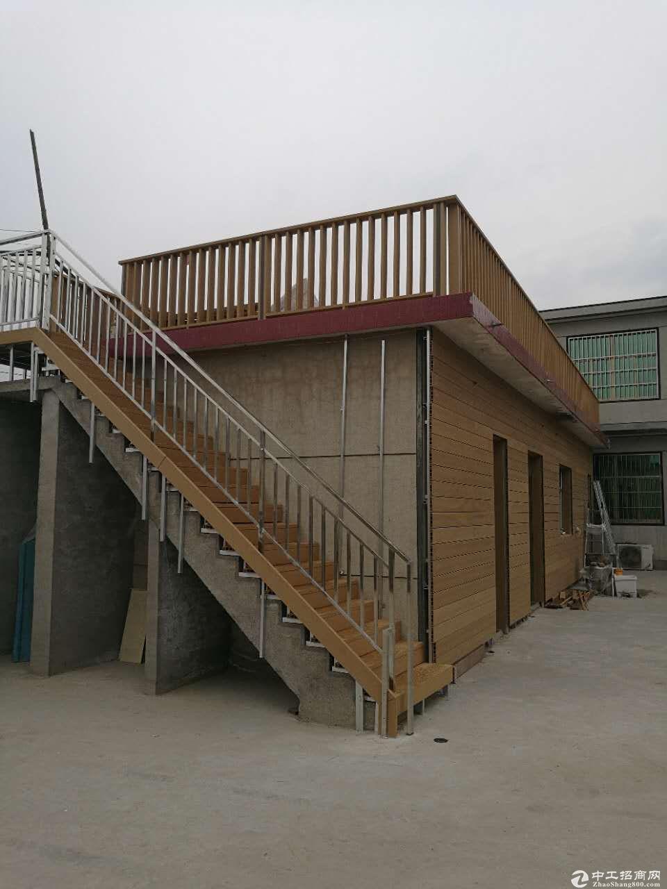 临沂兰山区义堂镇新建2000-3000平米标准钢结构厂房出租-图5