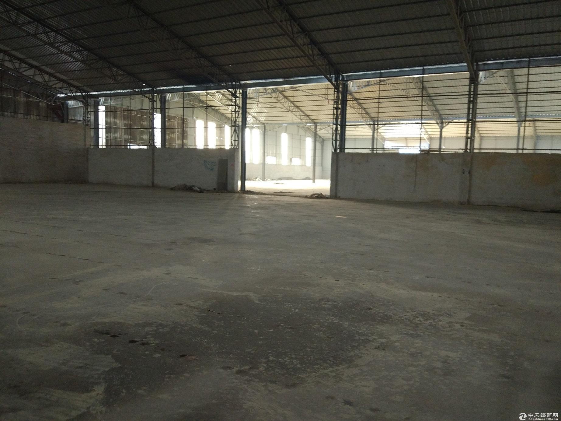 2019兰山区义堂镇2000-3000平米标准钢结构厂房出租-图3