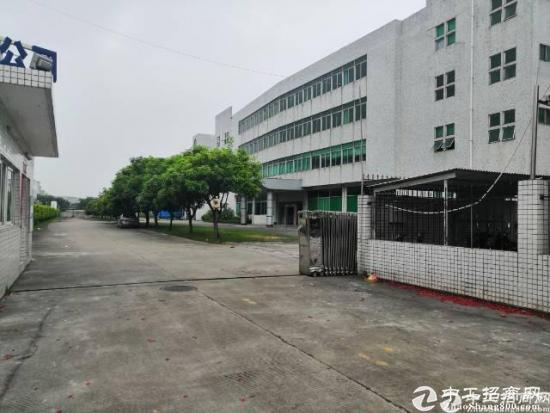 福永福州大道旁大工业区 2000平一楼厂房出租