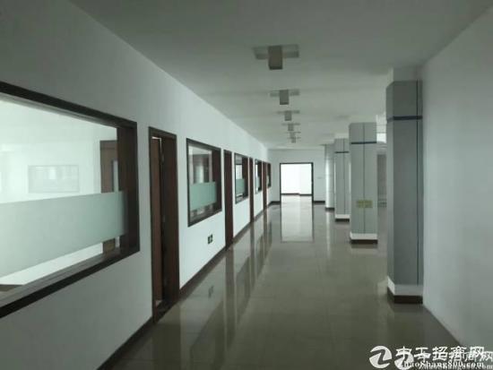 观澜大和路口附近原房东厂房2400平可分租 招租
