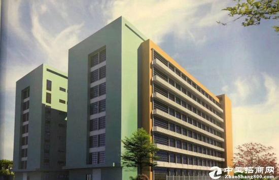 杨美地铁坂田杨美地铁口电商园办公厂房一楼或楼上起租200平