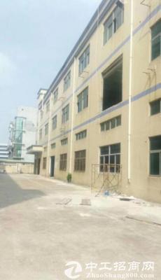 福永塘尾独院6600平米厂房出租,可分租