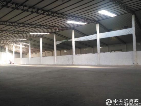 坪山碧岭独院钢构3100平米实际面积出租