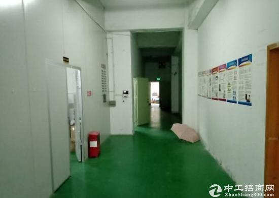 出租福永龙王庙二楼500平带装修厂房可做仓库或办公