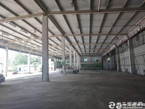 石岩塘头大型园区仓库招租10000平方,可临租和分租