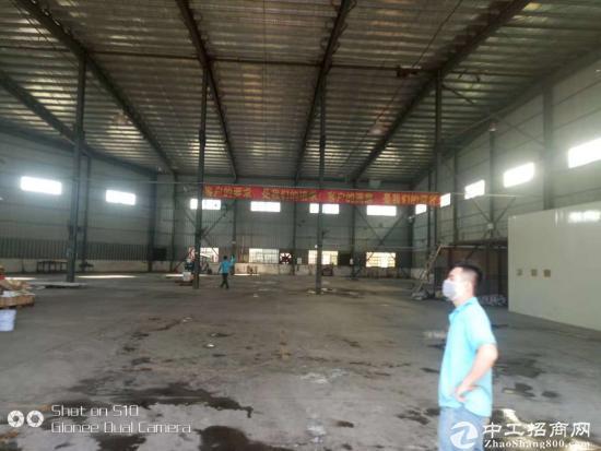 坪山新出原房东1700平钢结构厂房