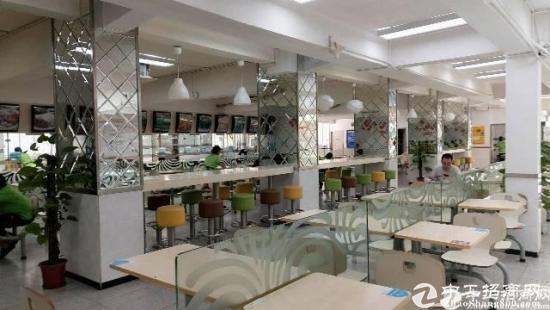 西丽大学城地铁口200-1500平精装修研发楼出租-图3