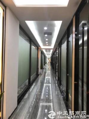 西丽大学城地铁口200-1500平精装修研发楼出租