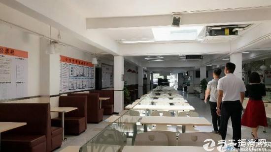 西丽大学城地铁口200-1500平精装修研发楼出租-图5