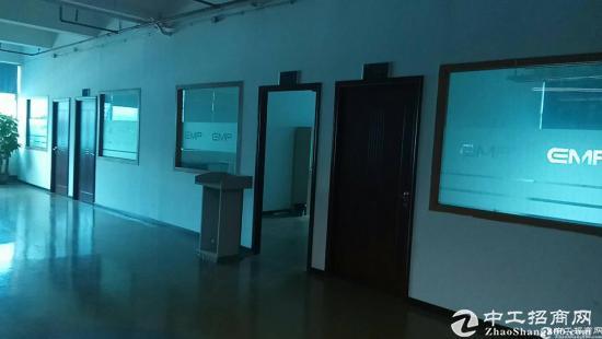 西丽百旺信工业区原房东楼上1500平转租带精修无公摊-图3