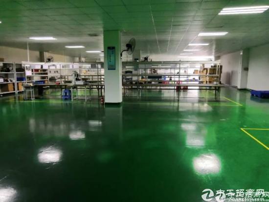 西丽阳光工业区1900平精装修无转让费厂房出租-图7