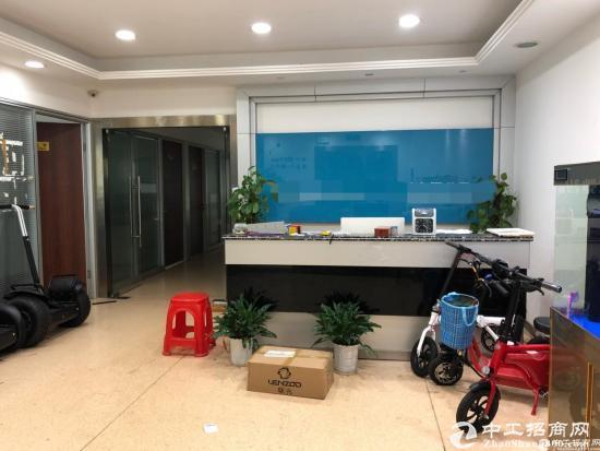 西丽阳光工业区原房东楼上1650平带装修厂房招租-图5