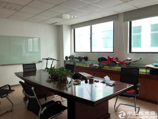 西丽阳光工业区原房东楼上1650平带装修厂房招租-图2