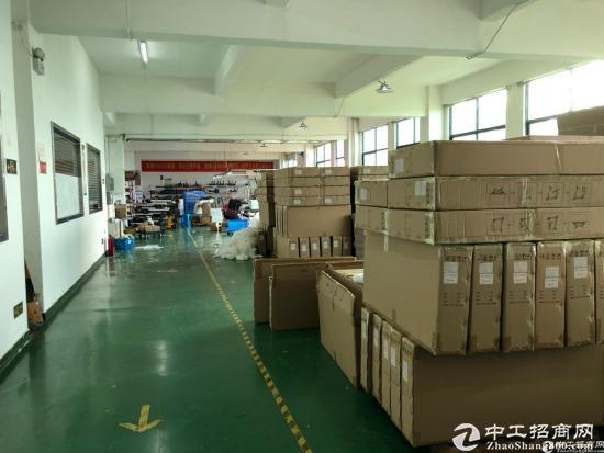 西丽阳光工业区原房东楼上1650平带装修厂房招租-图4