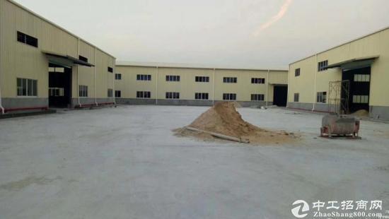 坪山坑梓滴水10米钢构厂房2300平出租,带行车