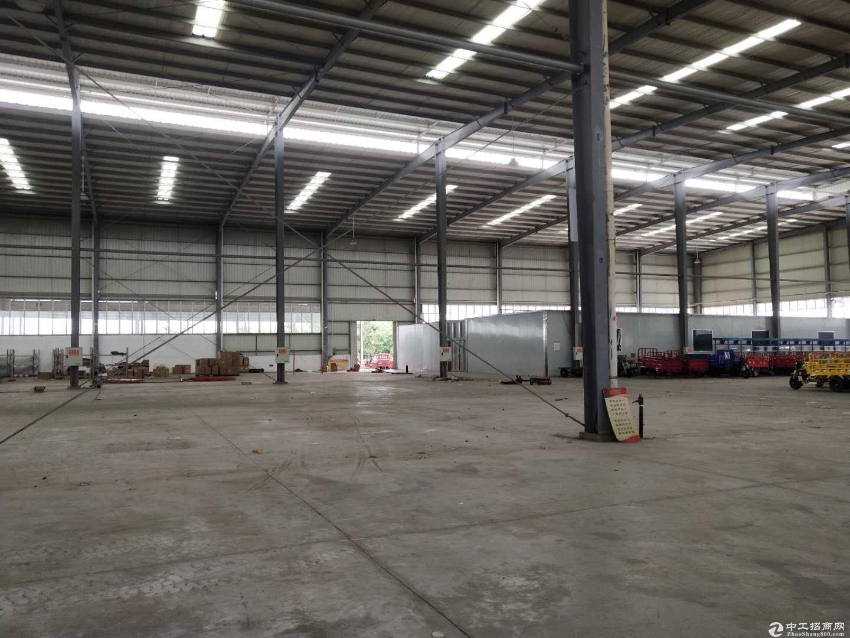 珞璜工业园B区标准厂房3000平招租