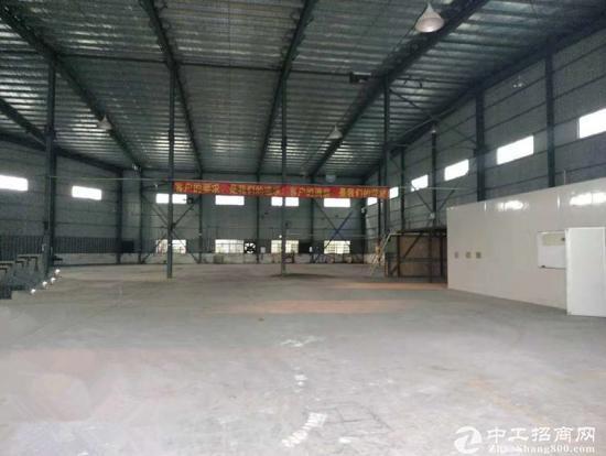 坪山坑梓街道金沙社区新出 滴水11米2300平米钢构厂房出