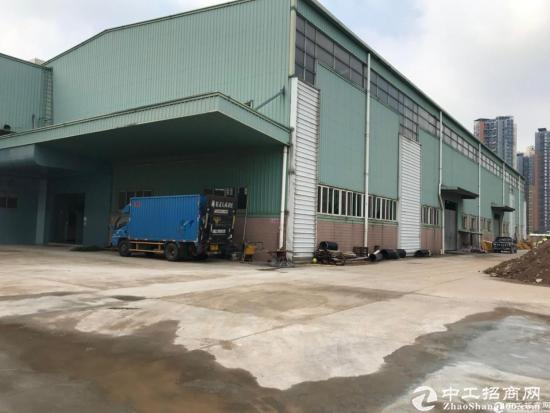 深圳坪山坑梓可做污染行业钢构厂房3000平