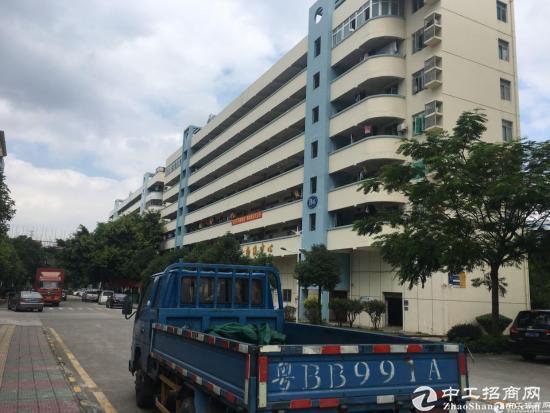 石岩北环原房东红本产业园2楼整层2750平米厂房出租-图7